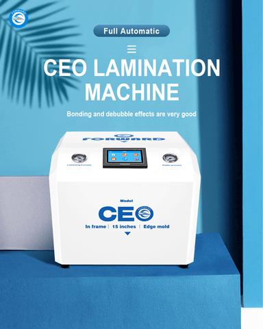 CEO EDGE Full-automatic OCA Lamination Machine