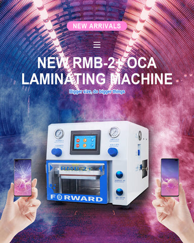 New RMB-2 Plus OCA Lamination Machine Package A