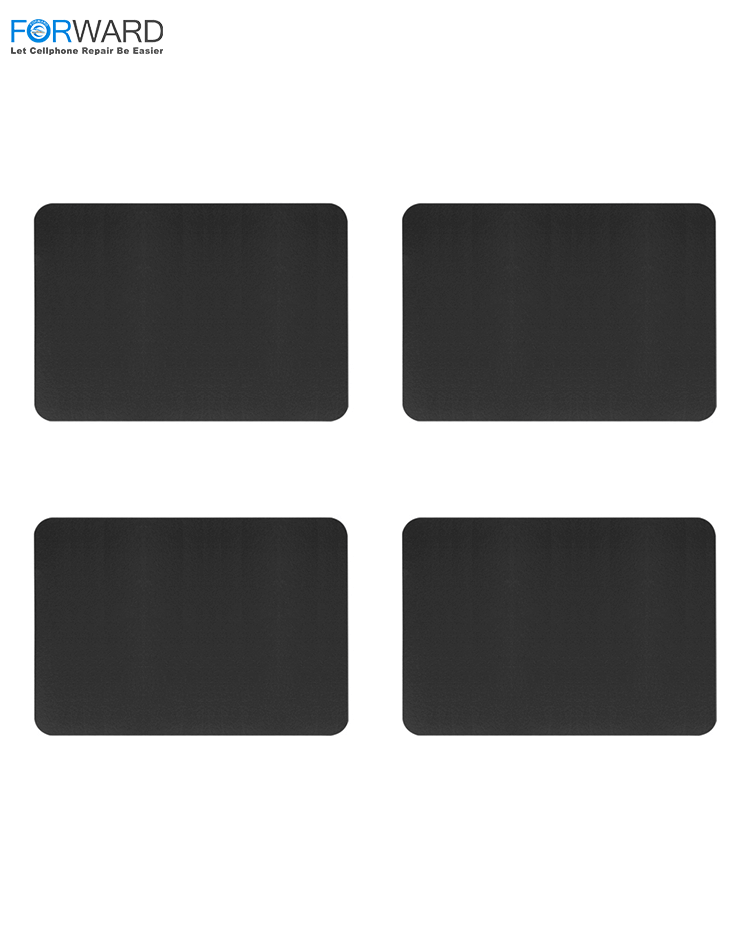 High Quality 0.6cm/0.8cm/0.9cm Black Magic Laminating Mat For Mobile Phone Repair And Change