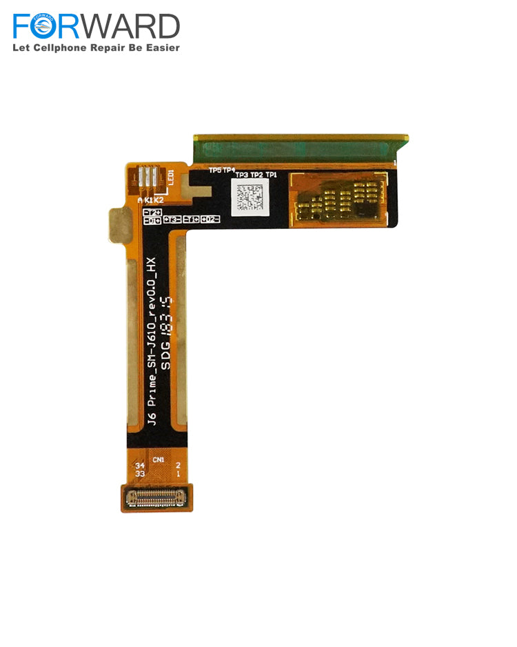 LCD Display Test Touch Screen Extension Tester+Touch Flex Cable For iPhone5S/6G/6P/6S/6SP/7G/7P/8G/8P-5PCS