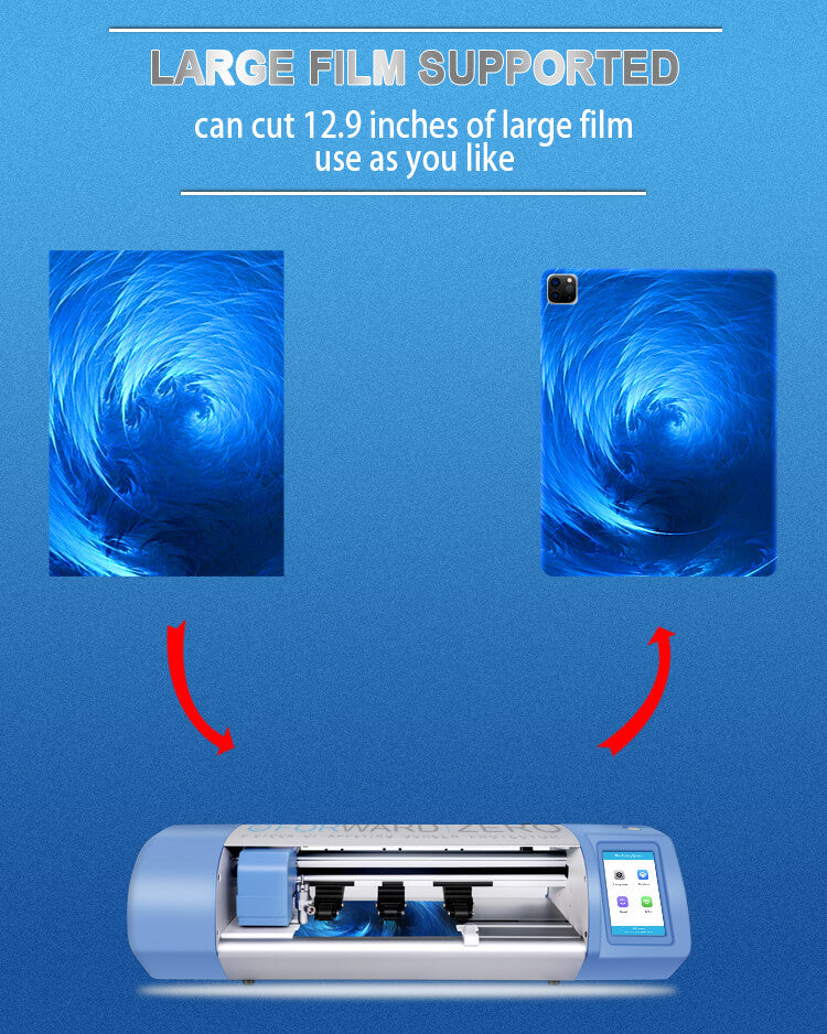 Universal Screen Film Cutter