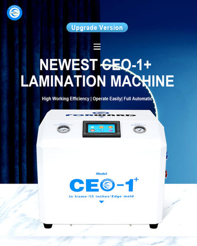 Newest CEO-1+ OCA Lamination Machine