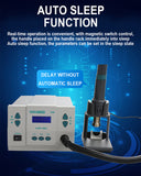 Original 1000W Quick 861DW Intelligent SMD Rework Station For Phone Repair