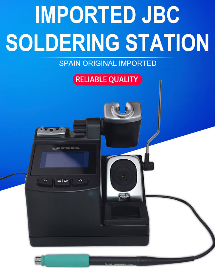 Original JBC Soldering Station CD-2BHQE For Rework&Soldering