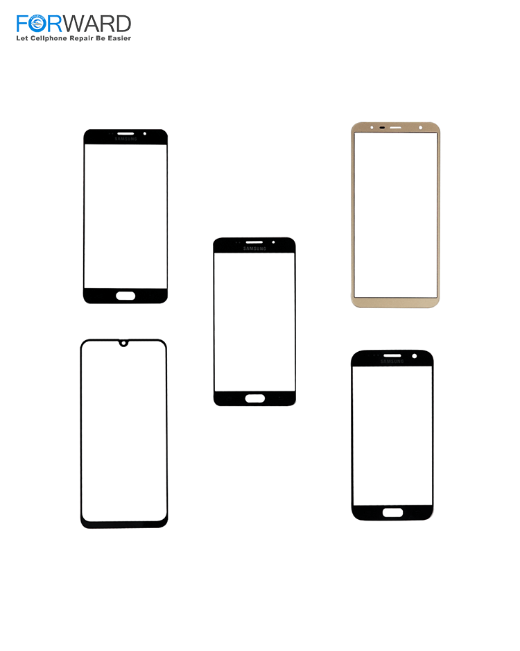 Original Quality Flat Glass For Samsung A Series Broken Screen Repair And Change