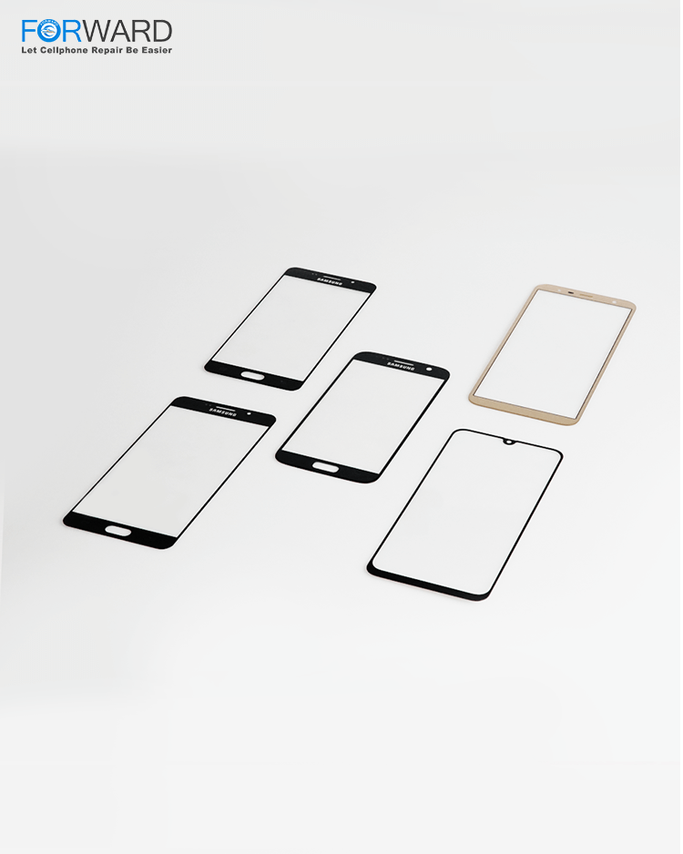 Original Quality Flat Glass For Samsung J7 MAX/J7 DWO/J7 NEXT/J727/J327 Broken Screen Repair And Change