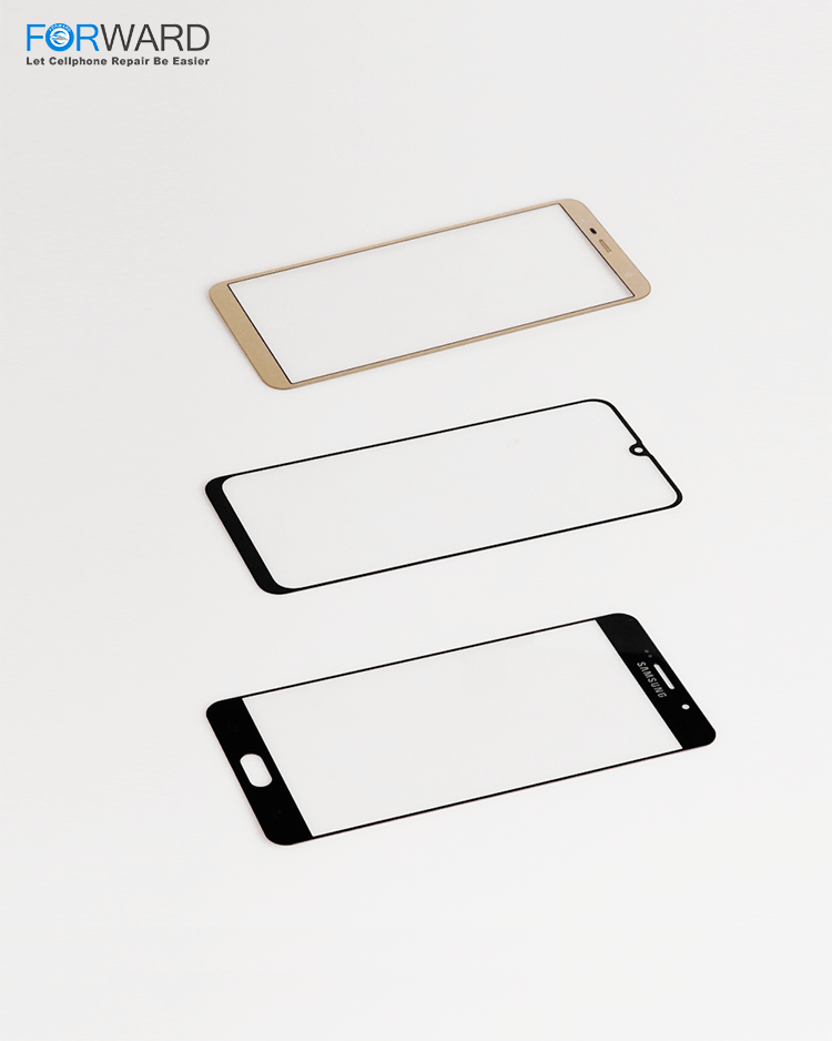 Original Quality Flat Glass For Samsung C7, C8 Broken Screen Replacement
