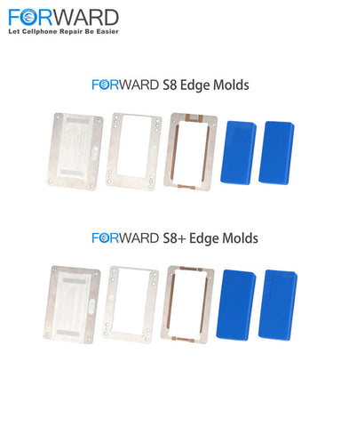High Precision Positioning Edge Mold For Samsung S6 To S10+ Note8/9 Edge Broken Screen Replacement