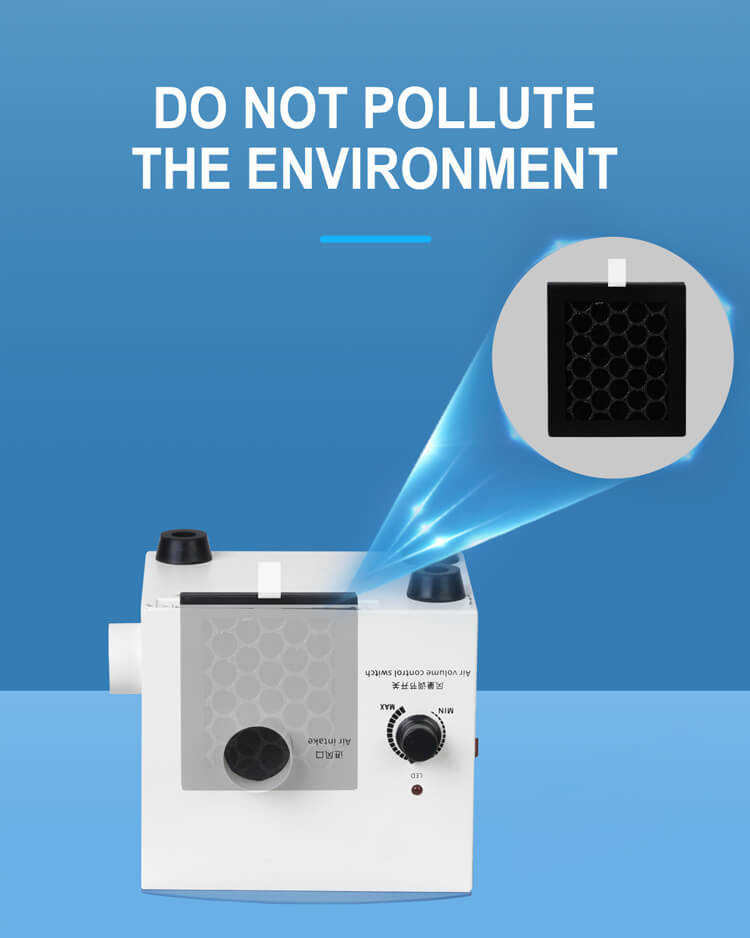 Rethink Blue Light Laser Separation Machine & Air Purifier - Free Shipping