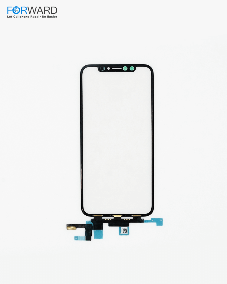 Original Quality Glass+Touch For iphone X XS XR XSMAX 11 11PRO 11PROMAX Replace and Change - (2 Pcs)