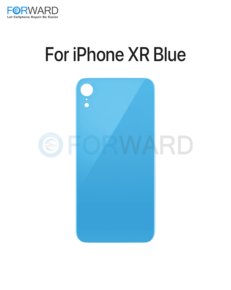 Original Quality Back Glass For iPhone XR Back Glass Replace and Change- (5 Pcs)