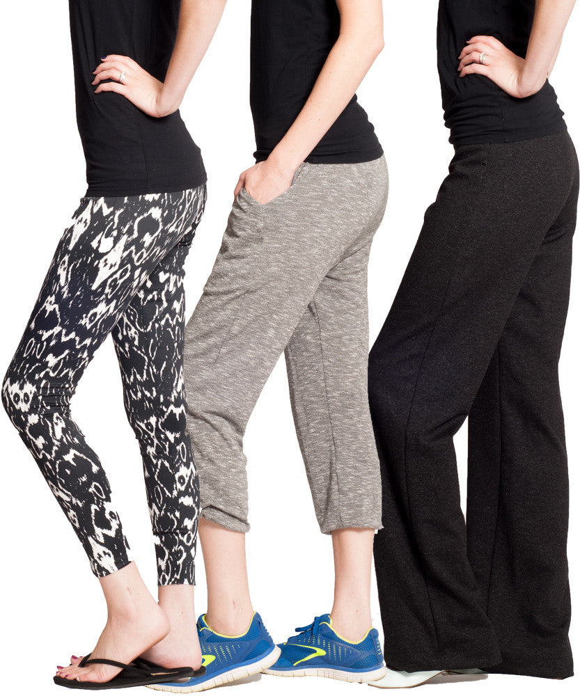 Go To Knit Pants for women | Go To Patterns