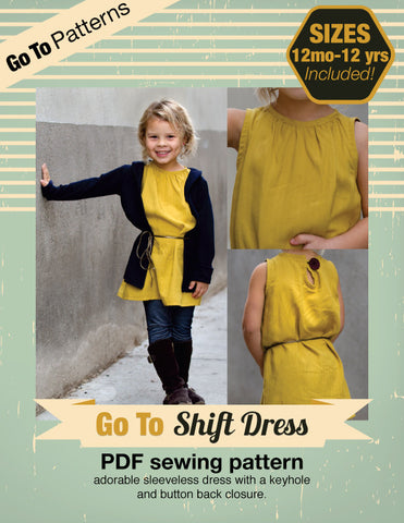 Go To Shift Dress