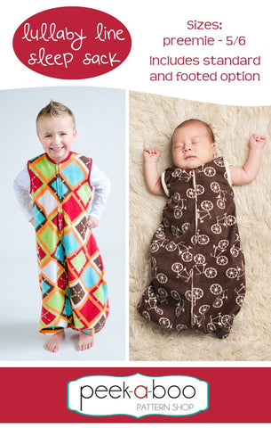 Lullaby Line Sleep Sack