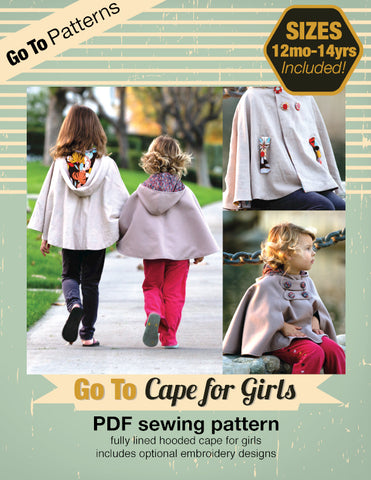 Go To Cape for Girls