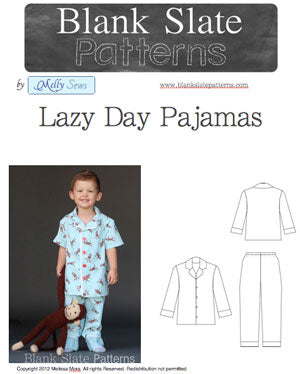 Lazy Days Pajamas