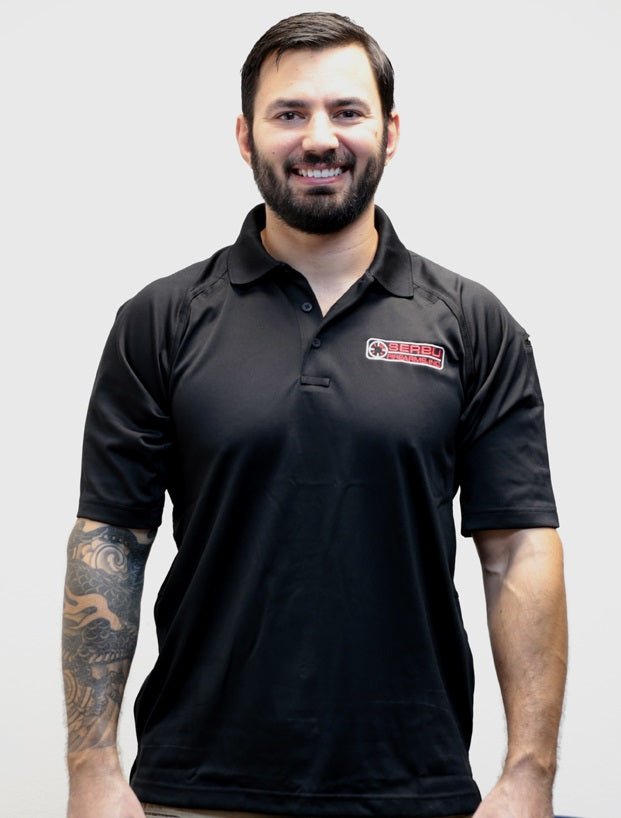 Serbu Firearms Embroidered Polo