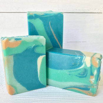 Life's A Beach Coconut Milk Soap