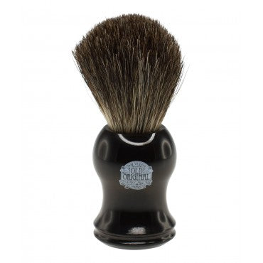 Vulfix Black Handle Boar Bristle Shaving Brush