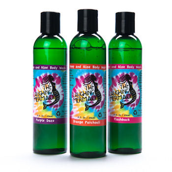Hemp Oil Body Wash