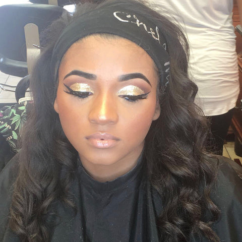 Glam Makeup Application - $65