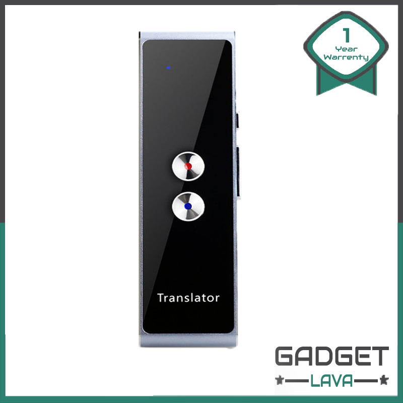 Savetek Portable Smart Voice Translator for Learning