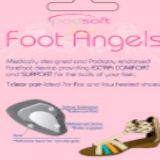 Foot Angels for Women's Flat Shoes - FootShop