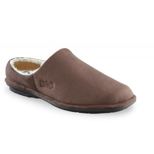 Dr. Comfort Diabetic Slippers for Women (Chestnut) - FootShop