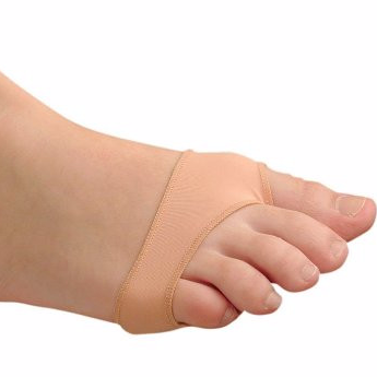 Silicon Forefoot Cushion With Strap - FootShop
