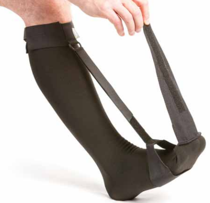 Strassburg night splint - for achilles tendonitis and plantar fasciitis relief - FootShop