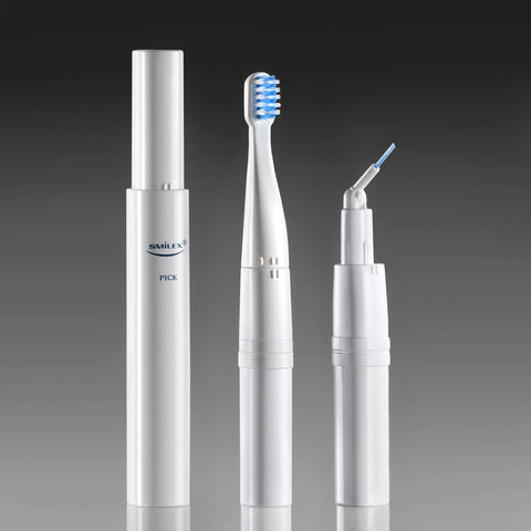 Smilex Sonic Toothbrush and Flosser