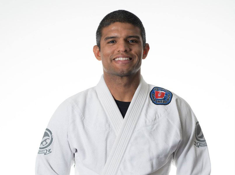 No-Gi Attacks Adapted For Gi From Marcelino