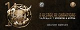 10th Anniversary Edition of the Abu Dhabi World Pro Championship