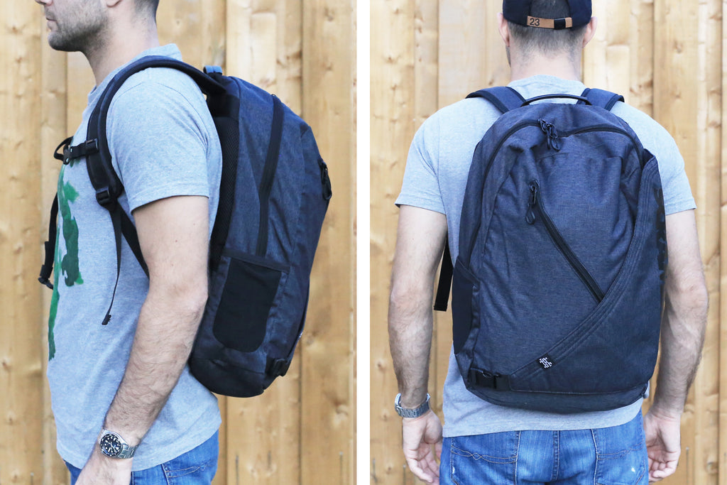 REVIEW: Scramble Kimono Backpack