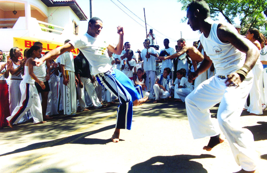 Jiu-Jitsu & Capoeira: A Good Match