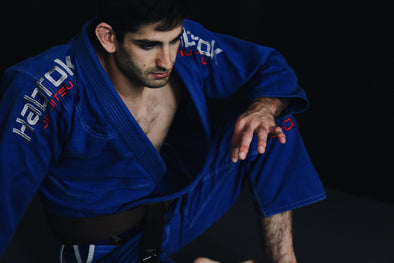 Vertically Integrated Gi Brand: A First in the World of Jiu-Jitsu