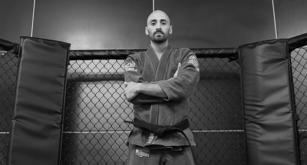 A Vegan Diet Saved This Jiu-Jitsu Black Belt's Life