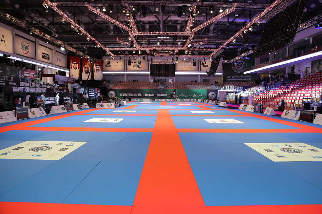 1,564 Competitors At The Grand Slam In Abu Dhabi