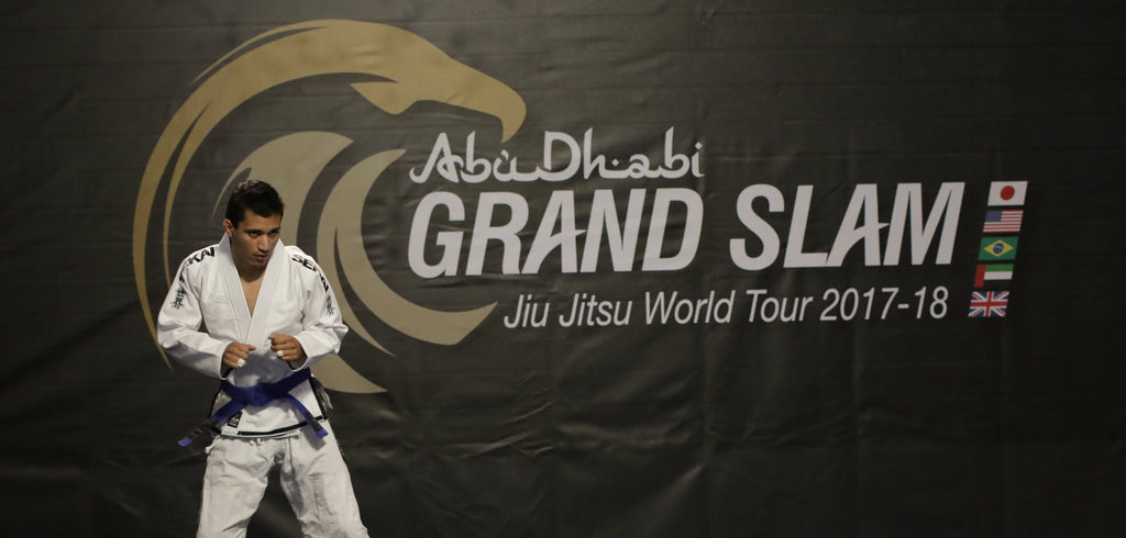 Rio Hosts The Third Leg Of The Abu Dhabi Grand Slam