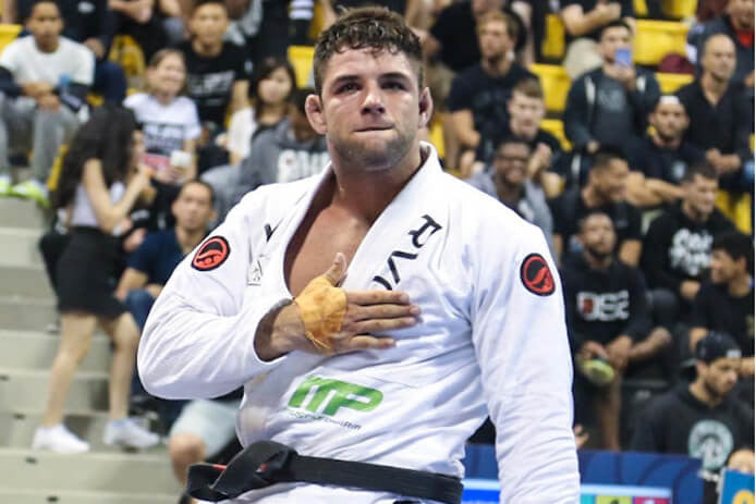 Marcus Buchecha Talks About His Historic Win At Worlds