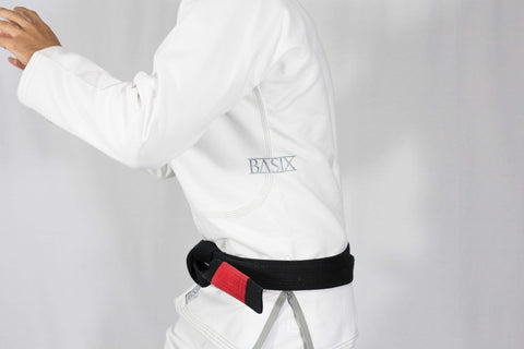 basix gi with black belt