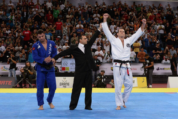 roger gracie defeats buchecha