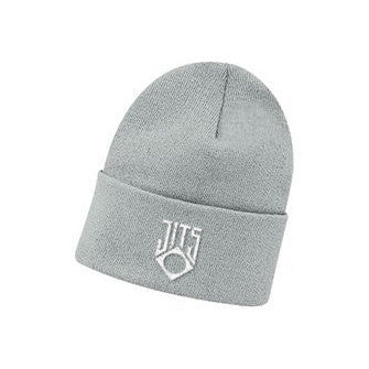 'Alt Mark' Beanie - Grey