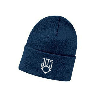 'Alt Mark' Beanie - Navy Blue