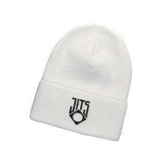 'Alt Mark' Beanie - White
