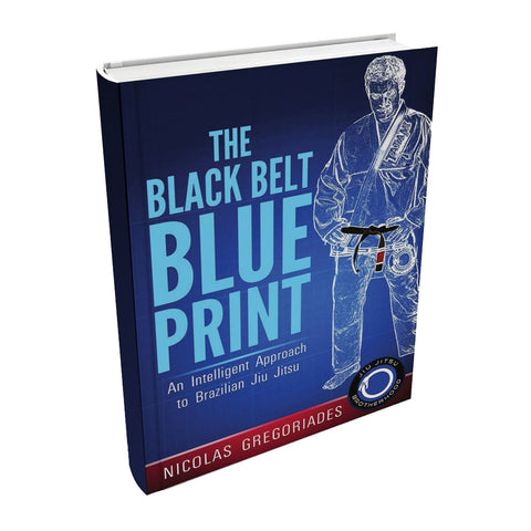 The Black Belt Blue print eBook by Nicolas Gregoriades (digital download)