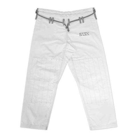 Spare Gi Pants by BASIX - White