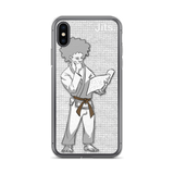 'Brown Belt Reader' iPhone & Samsung Cases