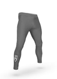 'Alt' Grappling Spats - Charcoal