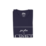 'Craft' Shirt - Navy Blue